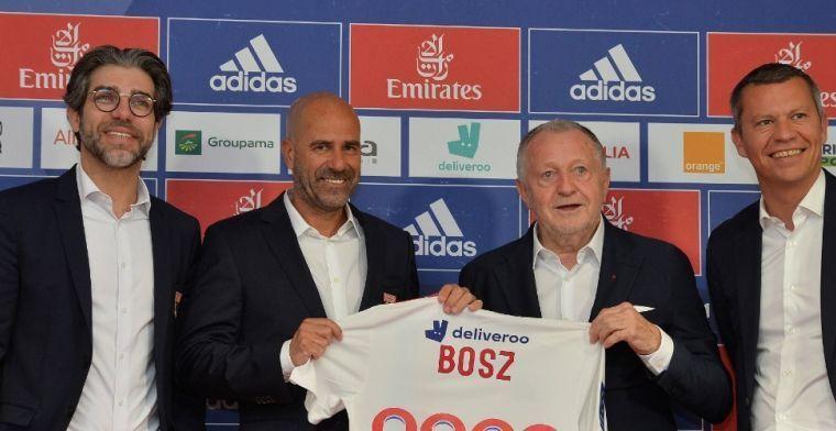 Fransen maken kennis met Bosz: 'Ik wil de bal hebben, het is zoals Cruijff zei'
