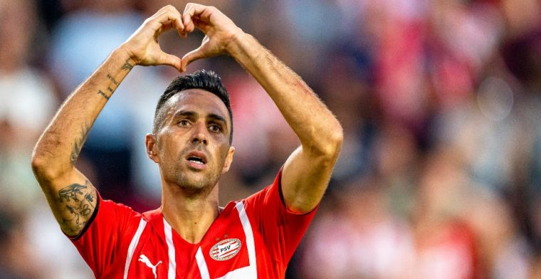 LIVE: PSV dompelt return in Turkije om tot formaliteit tegen zwak Galatasaray: 5-1