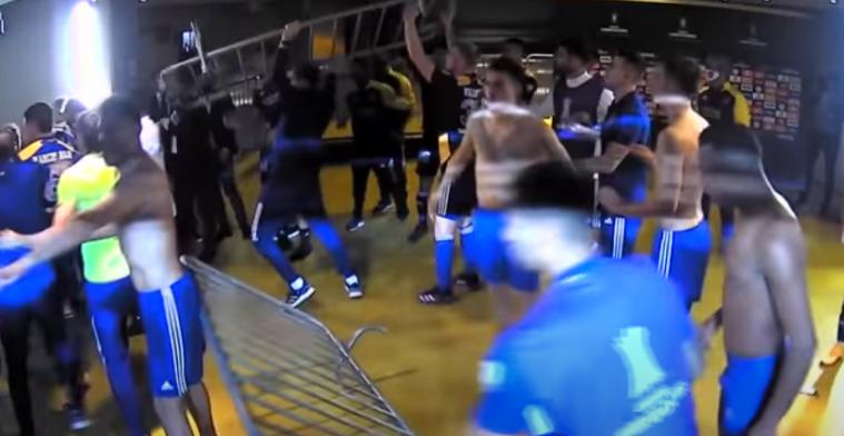 Boca-spelers in de clinch met politie, ook Club Brugge-target Villa betrokken