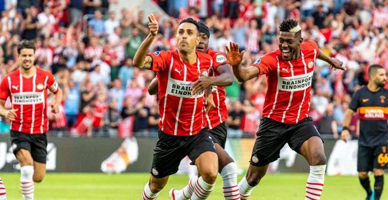 De PSV-conclusies: Volgasvoetbal loont, luxeprobleem voor Schmidt in aanval