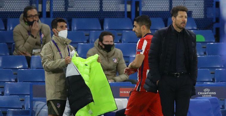 Atlético-coach Simeone steekt loftrompet: 'Er zijn niet veel spelers zoals hij'