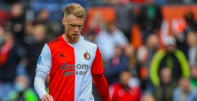 'Feyenoord zwaait Jörgensen definitief uit: spits tekent voor 3 jaar in Turkije'