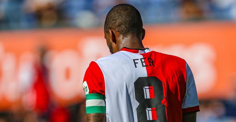 Slot wijst Feyenoord-captain voor komende duels aan: 'Dan kies ik pas definitief'