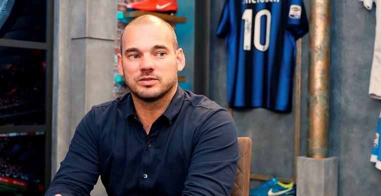 Sneijder vol verwachting in Eindhoven: 'Denk dat we ons kapot schrikken'