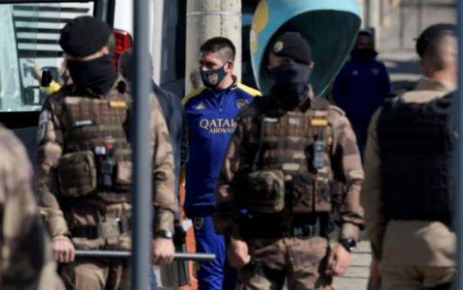 Afbeelding: Zes Boca-spelers weer op vrije voeten, Atlético Mineiro betaalt borgsommen