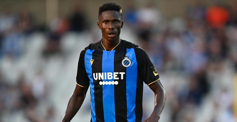 Kossounou breekt record bij Club Brugge en zet zich in lijstje met Hümmels en Pepe