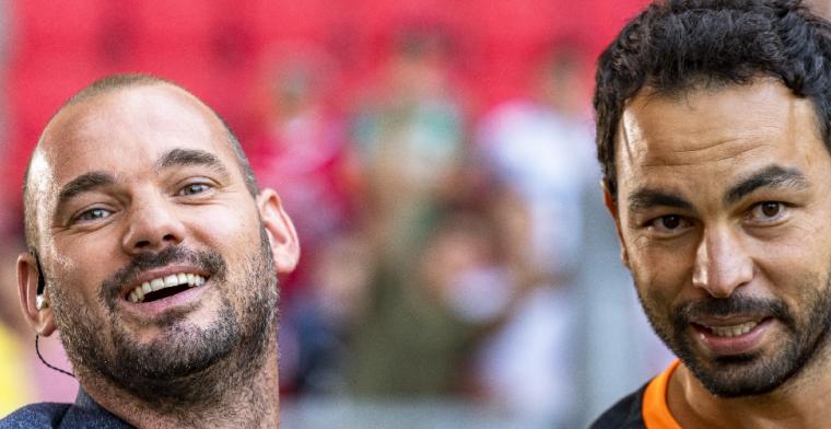 Sneijder hard na PSV - Galatasaray: Ik ben me kapotgeschrokken
