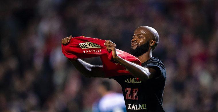 Lamkel Zé neemt afscheid van Antwerp-fans: Veel plezier gehad