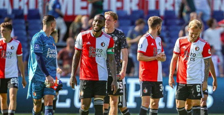 Zes Feyenoord-conclusies: de hand van Slot en een gemis aan creativiteit