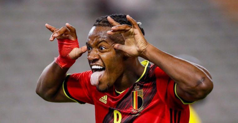 Belgische hereniging? 'Inter wil doublure voor Lukaku en bekijkt twee landgenoten'