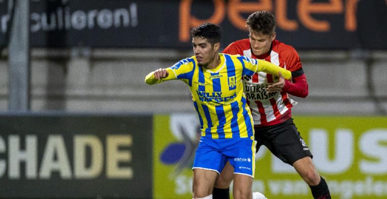 Overbodige Cambuur-middenvelder tekent bij TOP Oss: 'Mees is een talent'