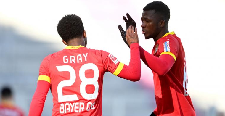 Brands haalt aanvaller op bij Bayer Leverkusen: 'Een goed gevoel bij'