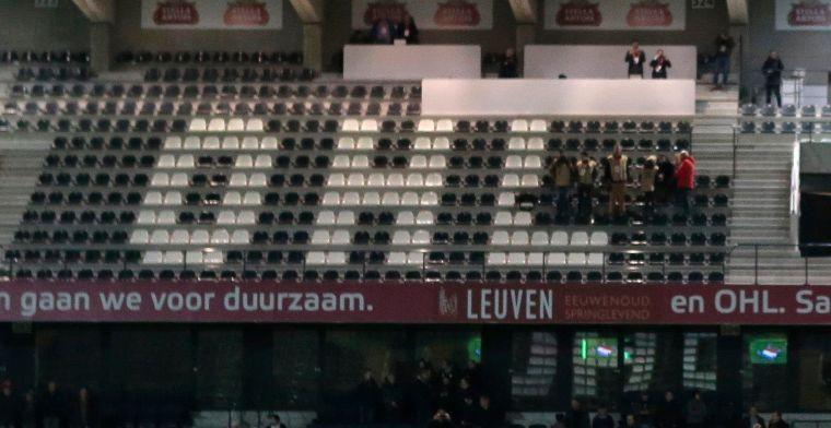 OH Leuven stelt vlak voor seizoen twee nieuwe shirtsponsors voor