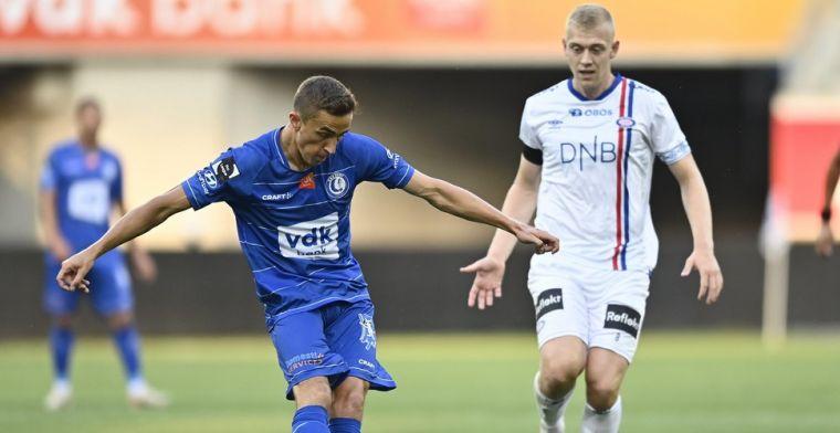 Live-discussie: Gent op 3-0 voorsprong, Bruno mist strafschop