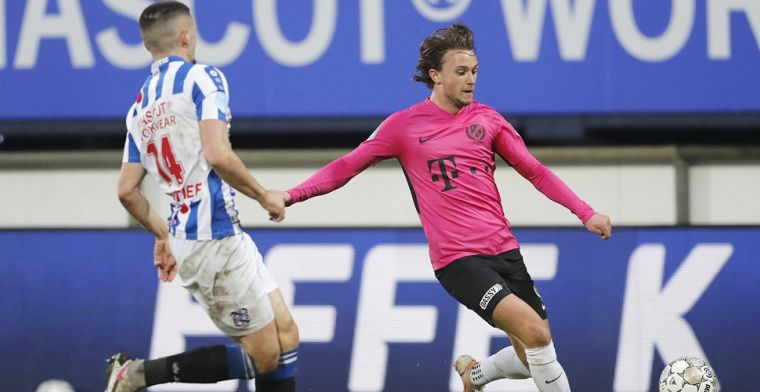 NAC neemt 'goede passer en dribbelaar met veel potentie' over van FC Utrecht