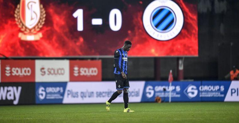 Kossounou neemt emotioneel afscheid van Club Brugge: Het is niet makkelijk