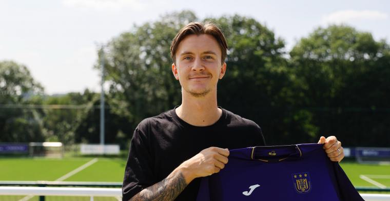'RSC Anderlecht dreigt seizoen te beginnen zonder aanwinst Olsson'