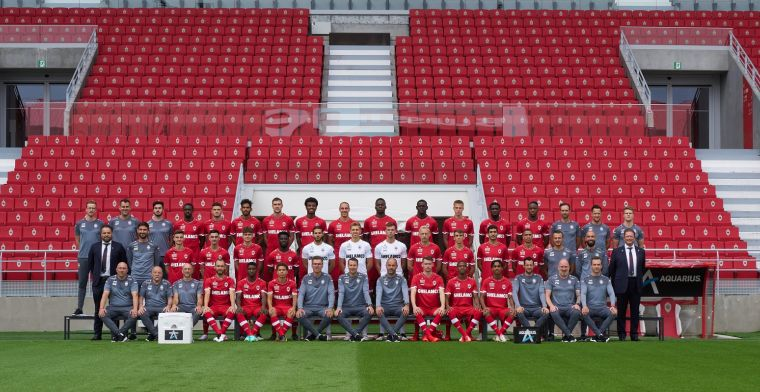 Antwerp maakt zich op voor nieuw seizoen: Een paar vraagtekens