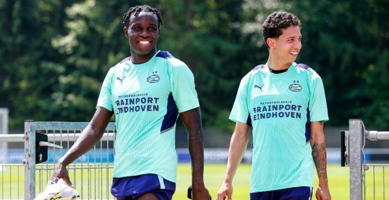 'Zaakwaarnemer Bruma stribbelt tegen in onderhandelingen tussen PSV en Besiktas'