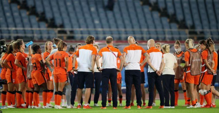 Oranje Leeuwinnen 'ontkooid': 'Gelukt 'versoepelingen' doorgevoerd te krijgen'