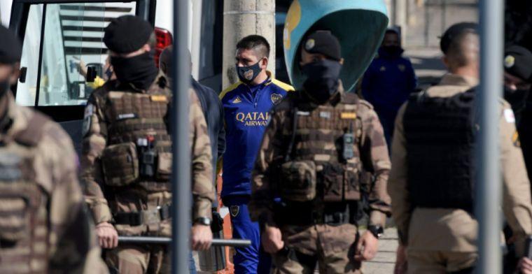 Zes Boca-spelers weer op vrije voeten, Atlético Mineiro betaalt borgsommen
