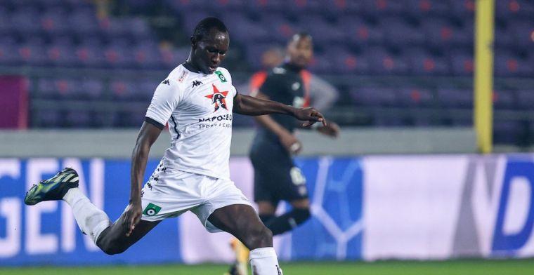 'Cercle Brugge kan geen beroep doen op sterkhouder, Kanouté traint bij AS Monaco'