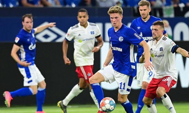 Afbeelding: Bankzitter Wouters (ex-KRC Genk) begint met verlies bij Schalke 04