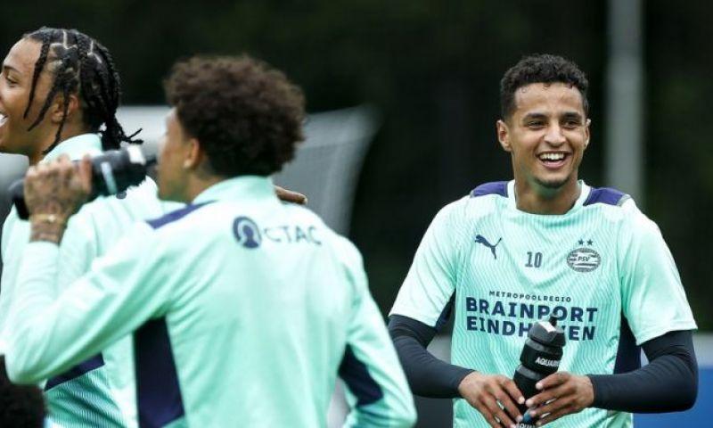 Afbeelding: 'Momenteel geen concrete ontwikkelingen rondom vertrek van Ihattaren bij PSV'
