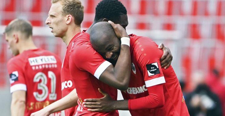 Antwerp-coach Priske laat Lamkel Zé helemaal gaan: Het is over en uit