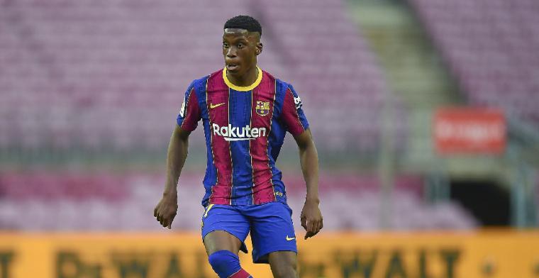 'FC Barcelona hekelt agenten van toptalent en geeft krachtig signaal af'
