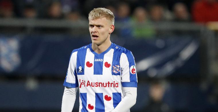 RKC Waalwijk haalt Odgaard (ex-Heerenveen) terug naar Eredivisie