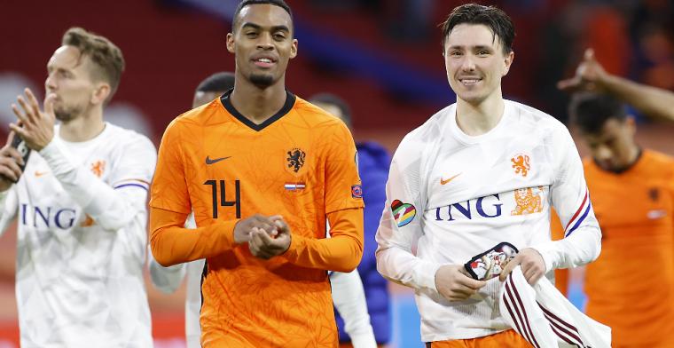 Plaagstootjes richting Ajax-speler Berghuis: Hey Ajacied, zulke dingen