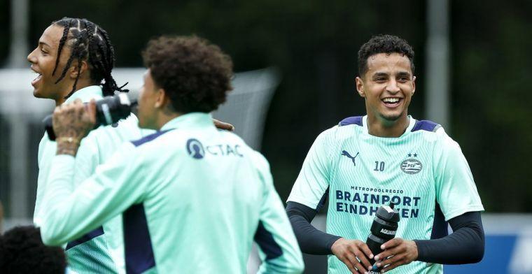 'Momenteel geen concrete ontwikkelingen rondom vertrek van Ihattaren bij PSV'