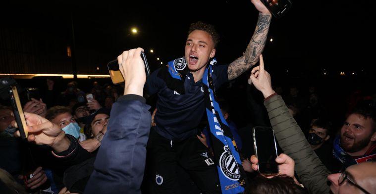 """Dost spreekt over toekomst Lang bij Club Brugge: """"Hij staat daar wel voor open"""""""