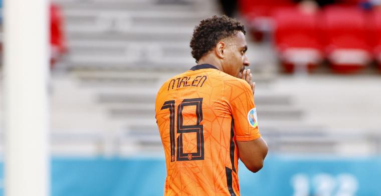 'Malen is al bij trainingskamp van Dortmund en ondergaat dit weekend de keuring'