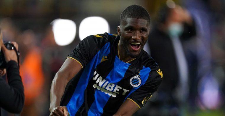 Mata hoeft Club Brugge niet te verlaten: Ik denk niet aan een transfer
