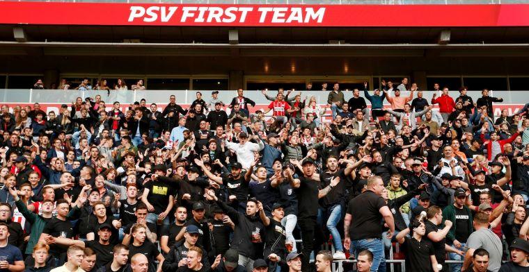 PSV maakt statement na incidenten bij treffen met Galatasaray: 'Dit was verboden'