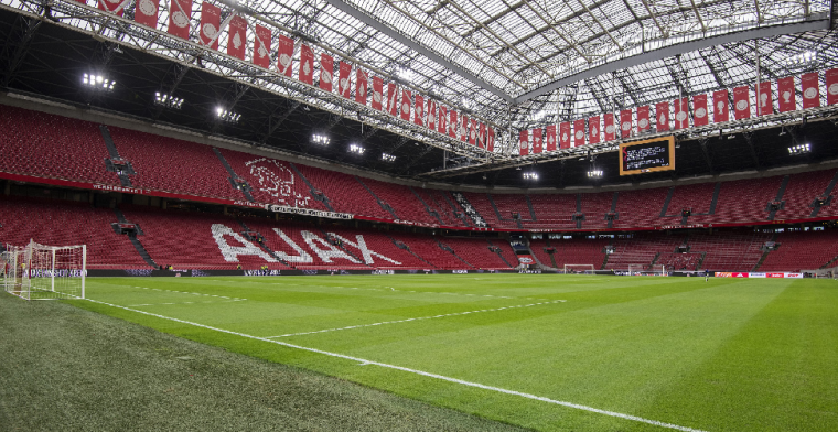 Talent hoopt nog steeds op stage bij Ajax: 'Hoop dat het nog staat'