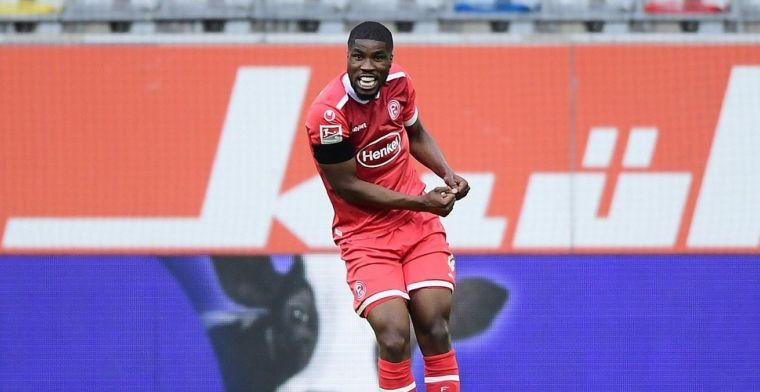 'Danso (FC Augsburg) moet vertrek van Kossounou opvangen bij Club Brugge'