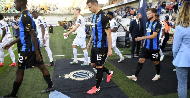 """De Condé deelt steekje uit na KRC Genk-Club Brugge: """"Ik vond het erover"""""""