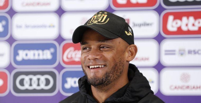 Kompany heeft nog werk bij Anderlecht: Momenteel kruipt al mijn tijd daarin
