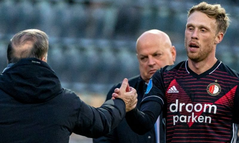 Afbeelding: Jörgensen-nieuws bereikt ook Newcastle: 'Forward who almost smashed the record'