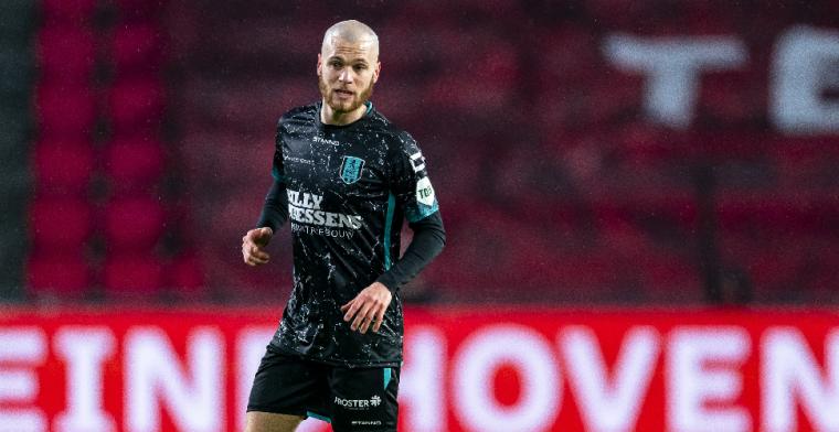 RKC Waalwijk neemt afscheid van overbodige aanvaller: contract ontbonden