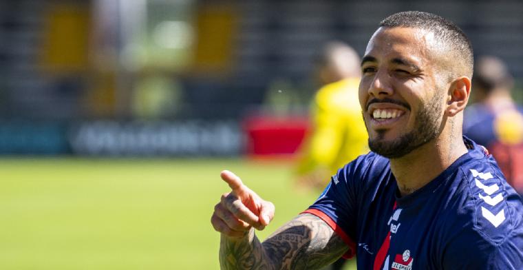 El Chiringuito: FC Emmen-speler Peña kan fraaie move naar Spanje maken