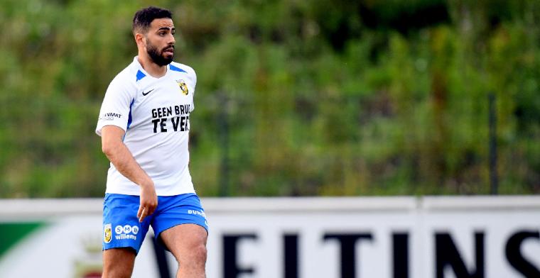 Tannane: 'Ik wil alles geven voor Vitesse, trainer maakt andere keuze'