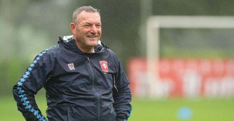 Jans verwacht meer FC Twente-versterkingen en gaat in op Ekkelenkamp-situatie