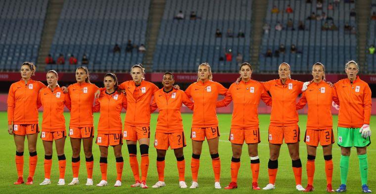 Leeuwinnen op rapport: 2 onvoldoendes na chaotische wedstrijd tegen Brazilië