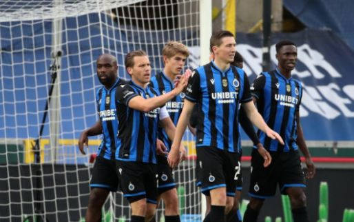 Afbeelding: Club Brugge pakt met Vormer, Dost en Lang in absolute slotfase nog een punt