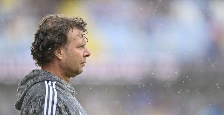 Coach van Eupen: Dat is het spel dat we dit jaar willen brengen