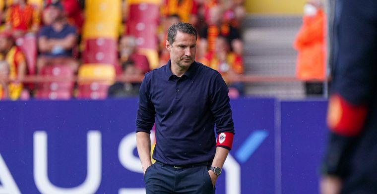 Antwerp begint met zure nederlaag: Ben niet jaloers op KV Mechelen